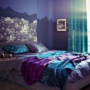 ultra violet bed